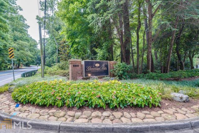 6802 Glenridge Dr A, Atlanta, GA 30328 (MLS #8399418) :: Keller Williams Atlanta North