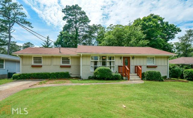 2315 Mark, Decatur, GA 30032 (MLS #8400129) :: The Durham Team