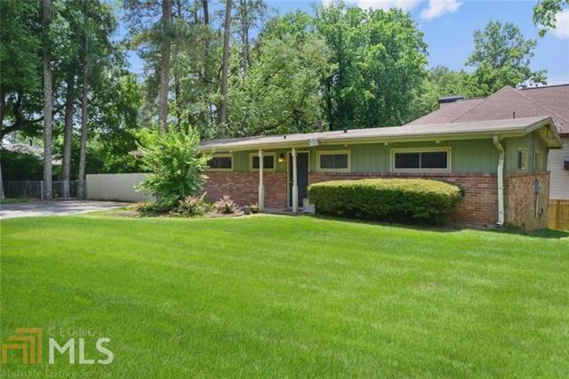 2657 E Drew Valley Rd, Brookhaven, GA 30319 (MLS #8402699) :: Anderson & Associates