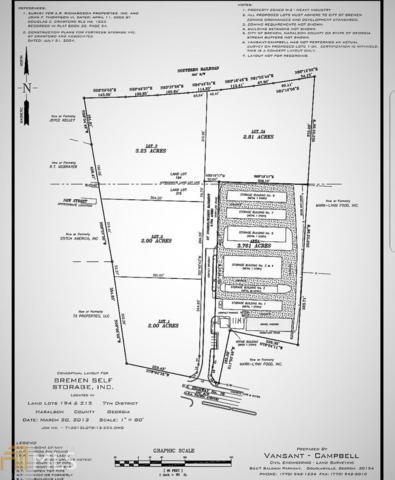 1050 Pacific Ave #3, Bremen, GA 30110 (MLS #8403447) :: Rettro Group