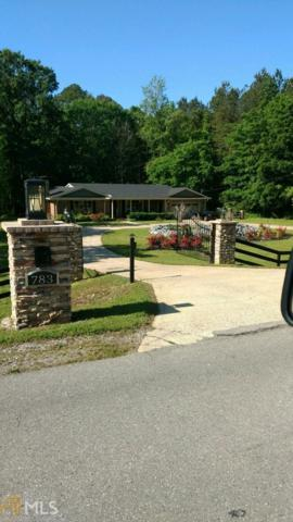783 Cherokee Rd, Cedartown, GA 30125 (MLS #8404806) :: Team Cozart