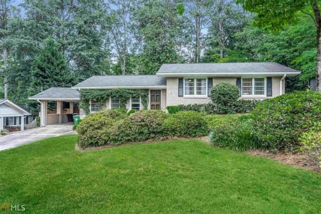 2147 NE Allaire Ln, Atlanta, GA 30345 (MLS #8406221) :: Keller Williams Realty Atlanta Partners