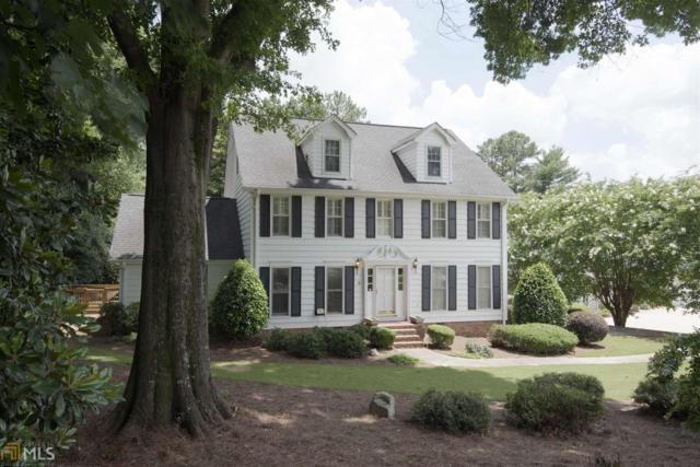 1437 NW Wimbledon Dr, Kennesaw, GA 30144 (MLS #8407984) :: Keller Williams Realty Atlanta Partners