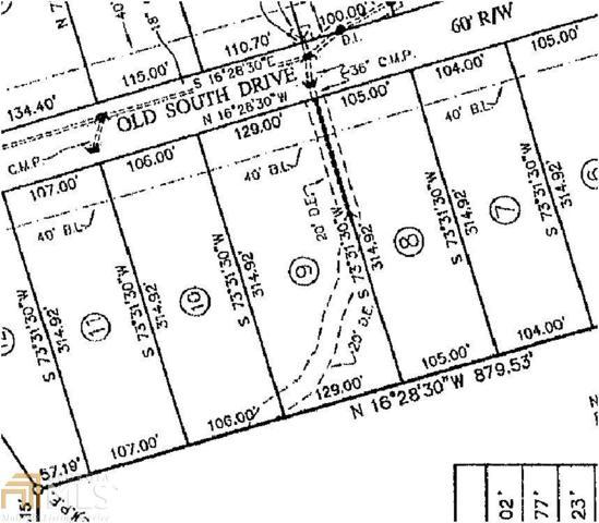 0 Old South Farms #10, Ellijay, GA 30540 (MLS #8409591) :: Anderson & Associates