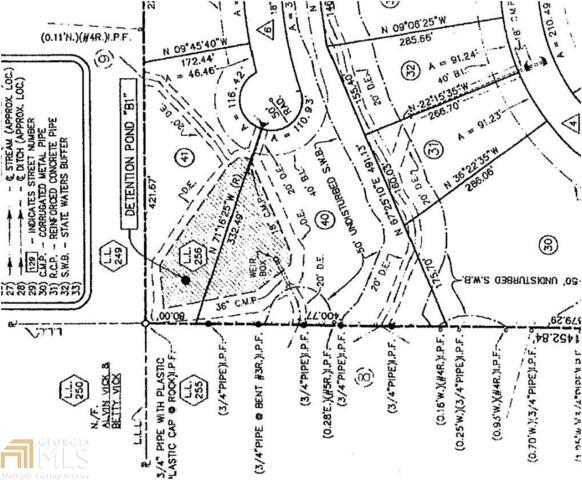 0 Old South Farms #40, Ellijay, GA 30540 (MLS #8409610) :: Anderson & Associates