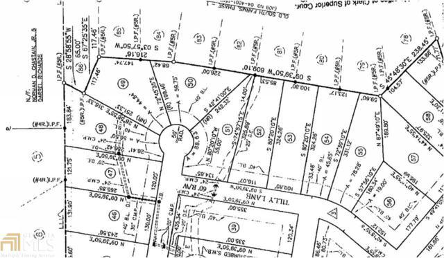 0 Old South Farms #46, Ellijay, GA 30540 (MLS #8409612) :: Anderson & Associates