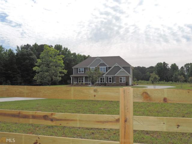 106 Huckaby Rd Lot 1, Brooks, GA 30205 (MLS #8409667) :: Anderson & Associates