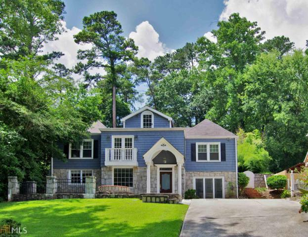1690 Pine Ridge Dr, Atlanta, GA 30324 (MLS #8412485) :: Keller Williams Realty Atlanta Partners