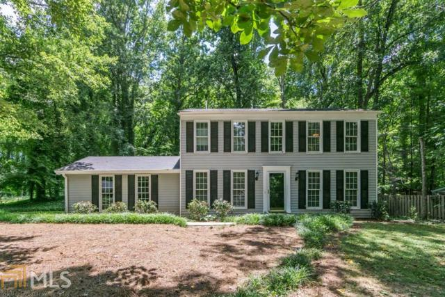 290 Lamplighter Ln, Marietta, GA 30067 (MLS #8412496) :: Keller Williams Realty Atlanta Partners