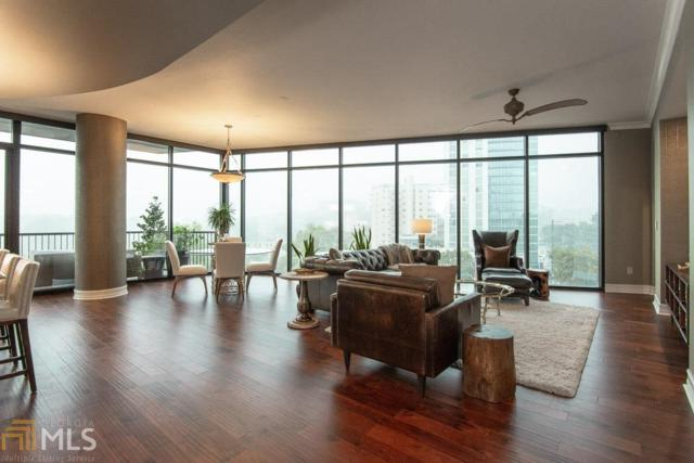 2233 Peachtree Rd #505, Atlanta, GA 30309 (MLS #8412784) :: Keller Williams Realty Atlanta Partners