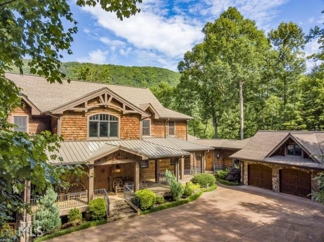124 Wilderness Way, Ellijay, GA 30536 (MLS #8412796) :: The Heyl Group at Keller Williams
