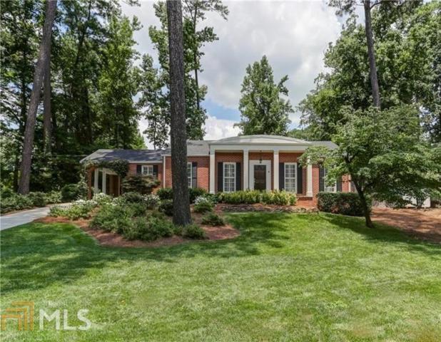 420 Pine Forest Rd, Atlanta, GA 30342 (MLS #8413528) :: Keller Williams Realty Atlanta Partners