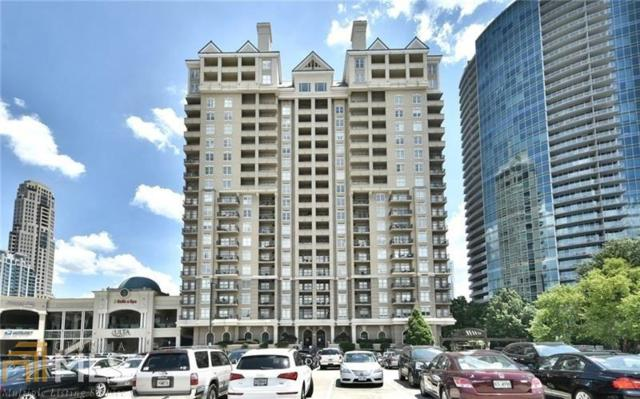 3334 Peachtree Rd #1710, Atlanta, GA 30326 (MLS #8413531) :: Keller Williams Realty Atlanta Partners