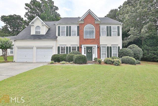 3250 Evergreen Eve Xing, Dacula, GA 30019 (MLS #8414067) :: The Durham Team