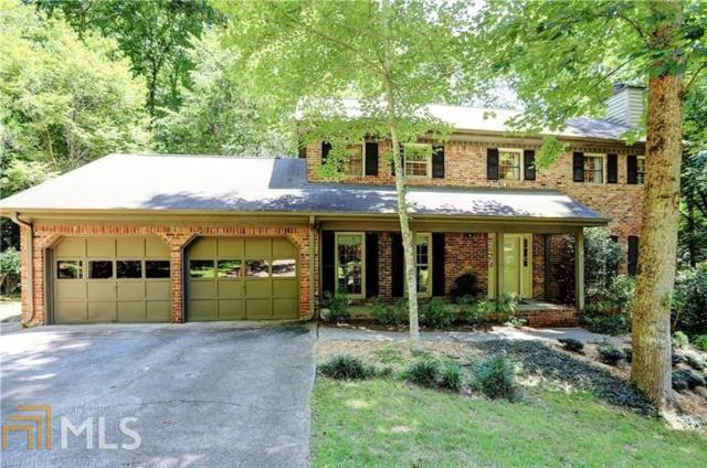 4671 Amberwood Trl, Marietta, GA 30062 (MLS #8415257) :: The Durham Team