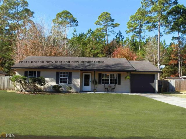 104 Snug Harbor, St. Marys, GA 31558 (MLS #8415438) :: Buffington Real Estate Group