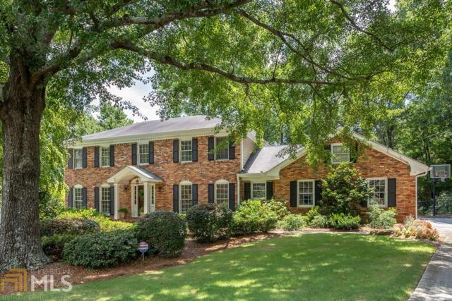 1301 Wyntercreek Rd, Dunwoody, GA 30338 (MLS #8417068) :: Keller Williams Atlanta North