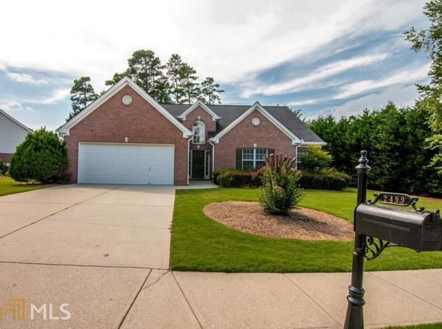 2499 Cascade Cove Drive, Buford, GA 30519 (MLS #8417633) :: Bonds Realty Group Keller Williams Realty - Atlanta Partners