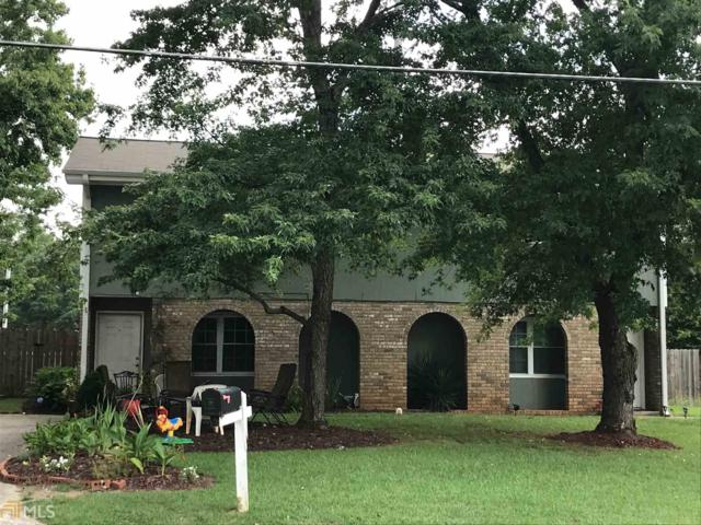 1106 Green Valley Dr, Conyers, GA 30012 (MLS #8417835) :: The Durham Team