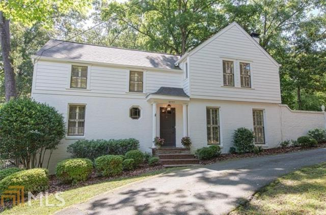 3777 Peachtree Dunwoody, Atlanta, GA 30342 (MLS #8417942) :: Keller Williams Atlanta North