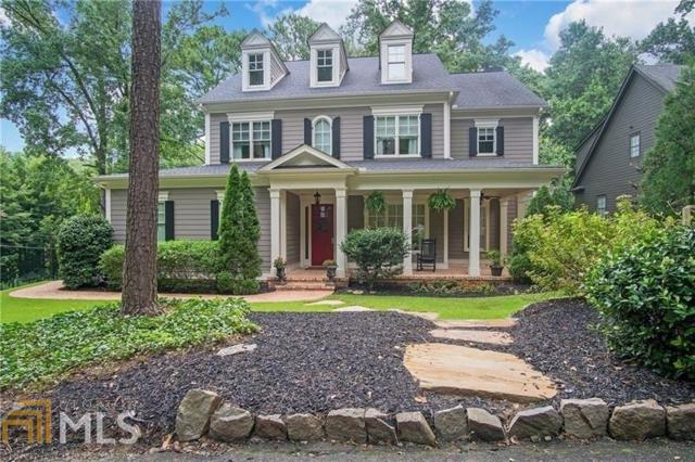 2599 Ridgewood Ter, Atlanta, GA 30318 (MLS #8418211) :: Bonds Realty Group Keller Williams Realty - Atlanta Partners