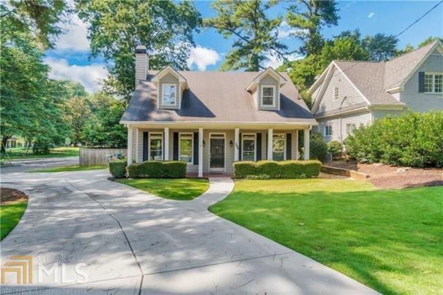 396 Carolwood Ln, Atlanta, GA 30342 (MLS #8419611) :: Keller Williams Realty Atlanta Partners