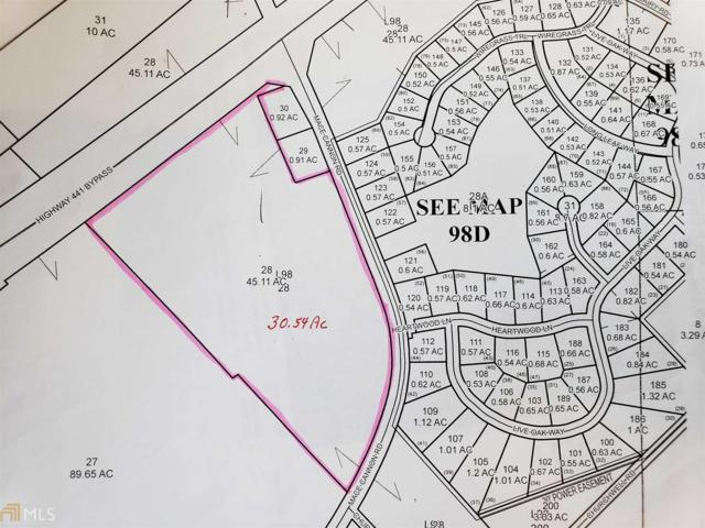 0 Us 441 Bypass Mace Cannon Rd, Dublin, GA 31021 (MLS #8419956) :: Anderson & Associates
