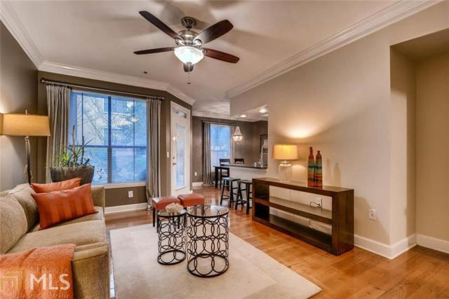 3777 Peachtree Rd #1013, Atlanta, GA 30319 (MLS #8420180) :: Keller Williams Realty Atlanta Partners