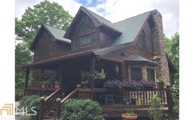 284 Vista Chalet Drive, Ellijay, GA 30540 (MLS #8421059) :: The Durham Team