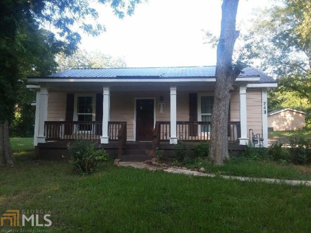 243 Wilson Street, Barnesville, GA 30204 (MLS #8421502) :: The Durham Team