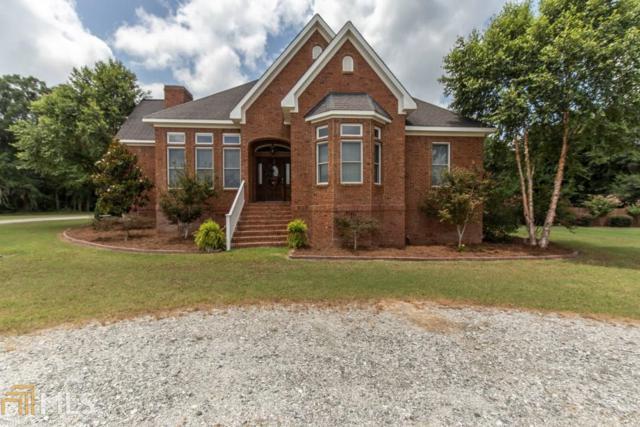 92 Jenny Drive, Hawkinsville, GA 31036 (MLS #8421509) :: The Durham Team