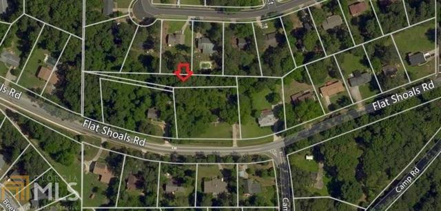 0 Flat Shoals Road, Riverdale, GA 30296 (MLS #8421540) :: The Durham Team