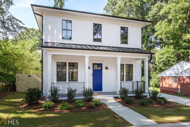991 Mauldin St B, Atlanta, GA 30316 (MLS #8422380) :: Keller Williams Realty Atlanta Partners
