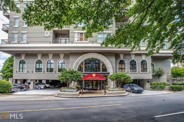 3334 Peachtree Rd #1013, Atlanta, GA 30326 (MLS #8424988) :: Keller Williams Realty Atlanta Partners
