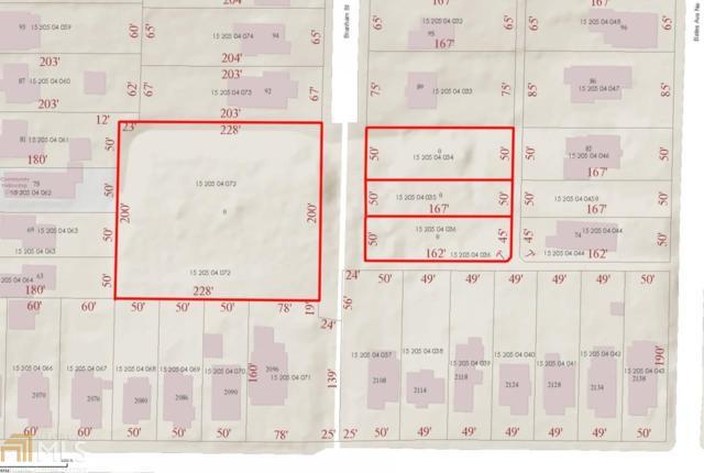 0 Branham St, Atlanta, GA 30317 (MLS #8427921) :: Bonds Realty Group Keller Williams Realty - Atlanta Partners