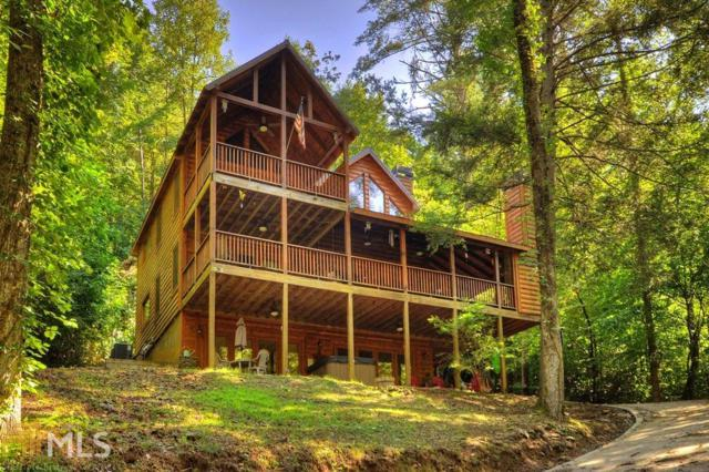280 Clark Trl, Ellijay, GA 30540 (MLS #8428438) :: The Durham Team