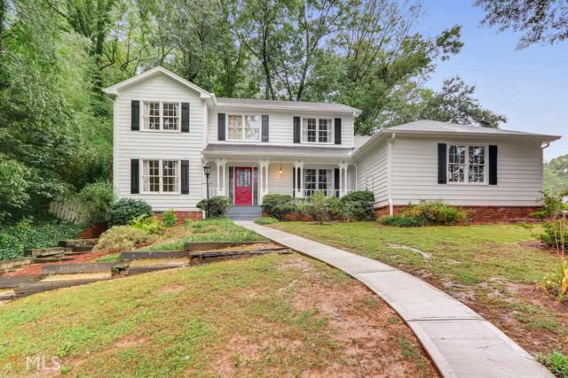 2638 Smoketree Way, Atlanta, GA 30345 (MLS #8428690) :: Ashton Taylor Realty