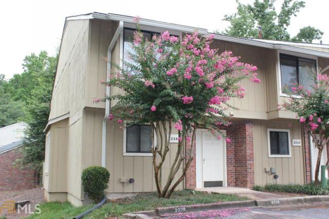 2228 Haverhill Ct #16, Marietta, GA 30067 (MLS #8428983) :: Keller Williams Realty Atlanta Partners