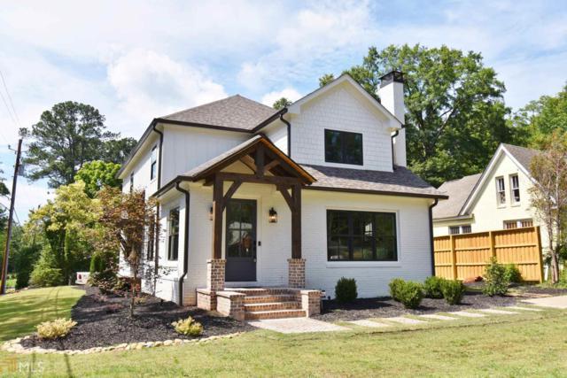 190 Highland Ter, Athens, GA 30606 (MLS #8429350) :: Bonds Realty Group Keller Williams Realty - Atlanta Partners