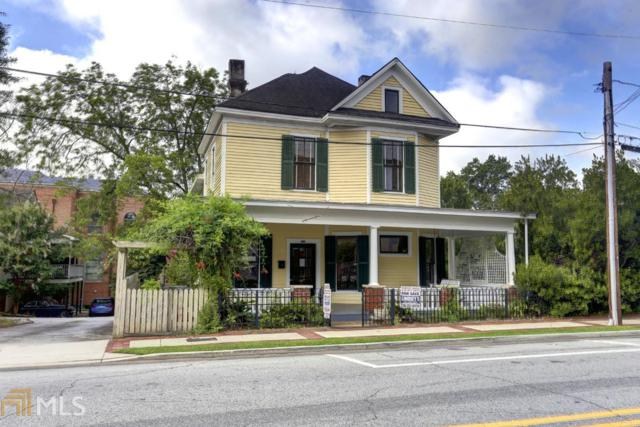 34 Spring St, Newnan, GA 30263 (MLS #8430238) :: Anderson & Associates