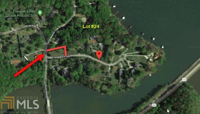 0 Travelers Point #24, Toccoa, GA 30577 (MLS #8430897) :: Rettro Group