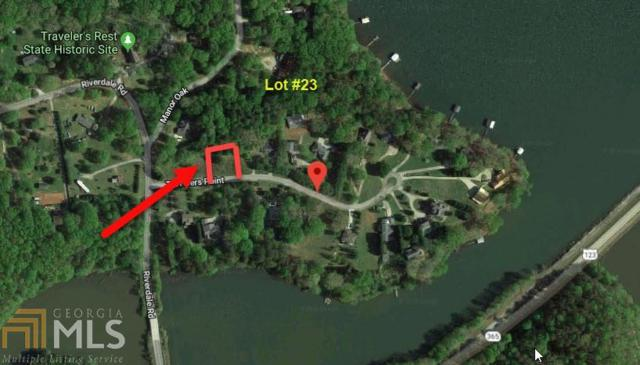 23 Travelers Point, Toccoa, GA 30577 (MLS #8430904) :: Rettro Group