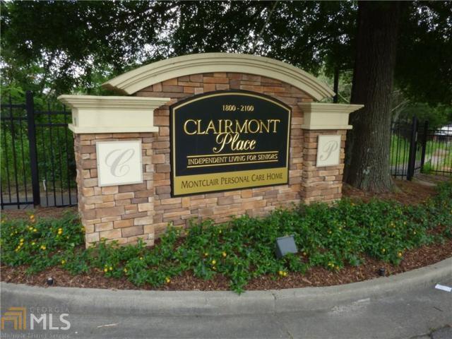 1800 Clairmont Lake A315, Decatur, GA 30033 (MLS #8431039) :: Keller Williams Realty Atlanta Partners