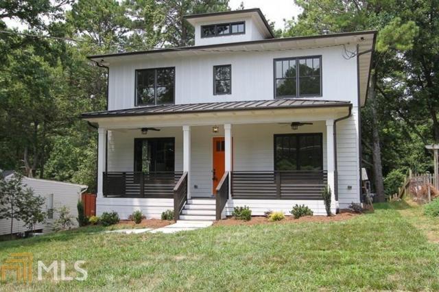 1104 Ralph, Atlanta, GA 30324 (MLS #8431446) :: Bonds Realty Group Keller Williams Realty - Atlanta Partners