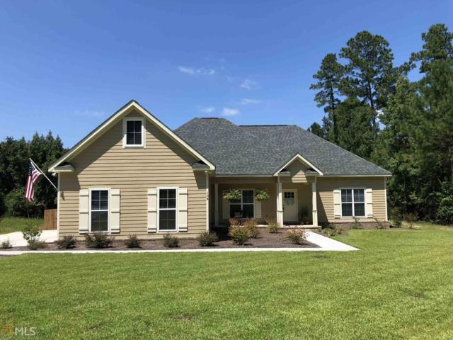 104 Spendoll Ct Lot 39, Statesboro, GA 30461 (MLS #8431756) :: Anderson & Associates