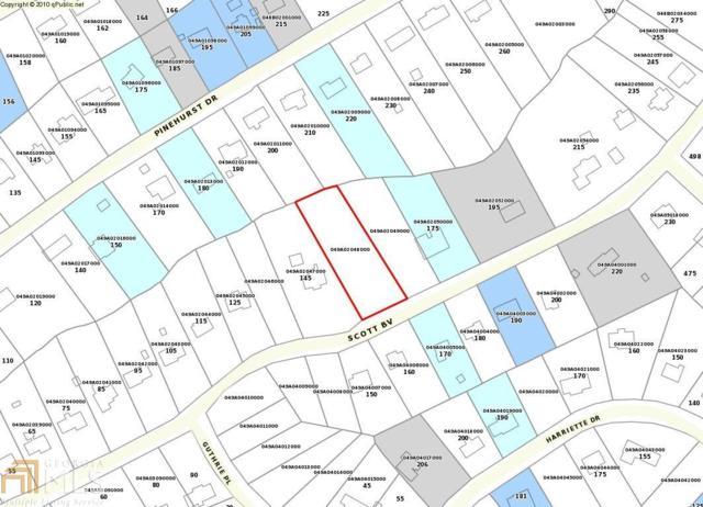 0 Scott Blvd, Stockbridge, GA 30281 (MLS #8431893) :: Anderson & Associates
