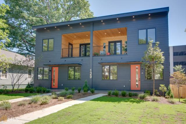 129 Holiday Ave B, Atlanta, GA 30307 (MLS #8432203) :: Keller Williams Realty Atlanta Partners