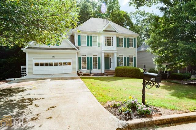 2582 Collins Port Cv, Suwanee, GA 30024 (MLS #8432624) :: Buffington Real Estate Group