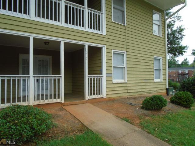 2505 W Broad St #316, Athens, GA 30606 (MLS #8433323) :: Keller Williams Realty Atlanta Partners