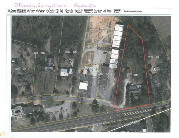 10 Franklin Spring, Royston, GA 30662 (MLS #8433931) :: Anderson & Associates